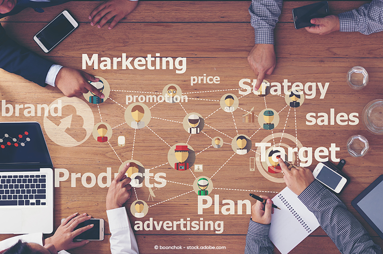 All aspects of marketing